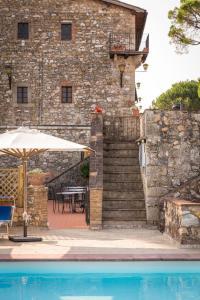 Borgo Il Poggiaccio Residence, Country houses  Sovicille - big - 142