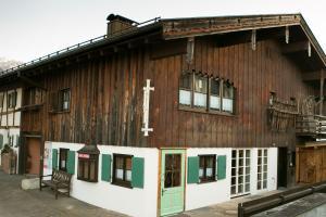 Chalet am Frohmarkt, Alpesi faházak  Oberstdorf - big - 11