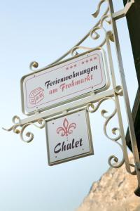 Chalet am Frohmarkt, Alpesi faházak  Oberstdorf - big - 12