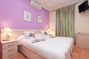 Luz Madrid Rooms, Pensionen  Madrid - big - 15