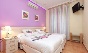 Luz Madrid Rooms, Pensionen  Madrid - big - 14
