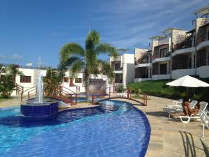 Master Flat Praia do Amor, Apartments  Pipa - big - 10