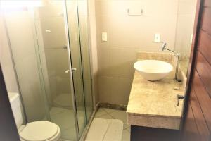 Master Flat Praia do Amor, Apartments  Pipa - big - 11