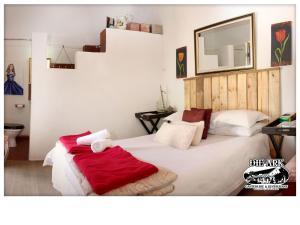 Двухместный номер Делюкс с 1 кроватью и душем