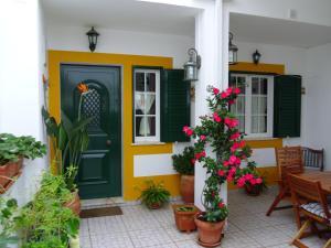 Casa das Flores, Dovolenkové domy  Vila Nova de Milfontes - big - 6