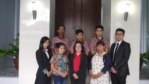 Mk House Scbd, Penzióny  Jakarta - big - 13