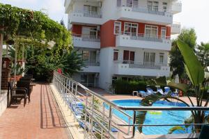 Irem Garden Apartments, Apartmanhotelek  Side - big - 29