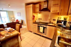 Brighton City Point Apartment Horstead, Ferienwohnungen  Brighton & Hove - big - 6