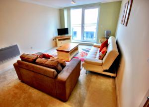 Brighton City Point Apartment Horstead, Ferienwohnungen  Brighton & Hove - big - 12