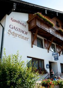 Landhotel-Gasthof-Schreiner, Vendégházak  Hohenau - big - 7