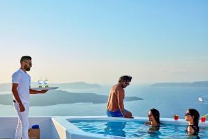 Alti Santorini Suites, Vily  Megalokhori - big - 149