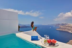 Alti Santorini Suites, Vily  Megalokhori - big - 141
