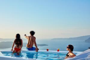 Alti Santorini Suites, Vily  Megalokhori - big - 143