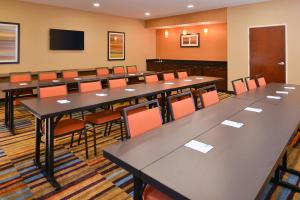 Fairfield Inn & Suites Louisville North / Riverside, Отели  Jeffersonville - big - 28