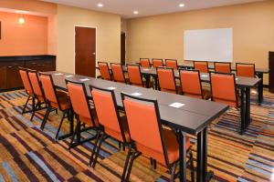 Fairfield Inn & Suites Louisville North / Riverside, Отели  Jeffersonville - big - 27