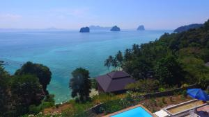Koh Ngai Cliff Beach Resort, Resorts  Ko Ngai - big - 35