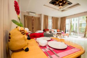 Baan Tamnak, Resorts  Pattaya South - big - 98