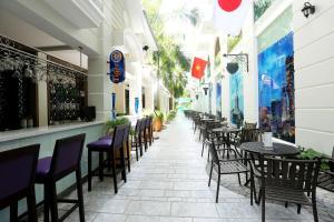 Eden Plaza Da Nang, Hotels  Da Nang - big - 77