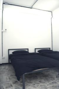 Levný dvoulůžkový pokoj s oddělenými postelemi