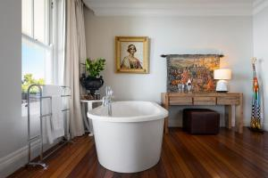 Apartament typu Deluxe Suite z widokiem na morze