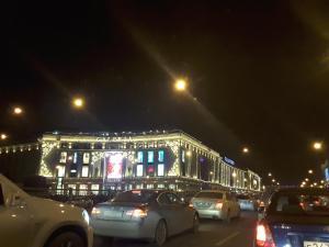 U Moskovskogo Vokzala Apartment, Apartmány  Petrohrad - big - 14
