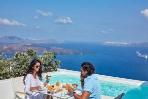 Alti Santorini Suites, Villas  Megalokhori - big - 46