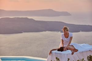 Alti Santorini Suites, Villas  Megalokhori - big - 58