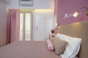 Panormos Hotel and Studios, Hotely  Naxos Chora - big - 97
