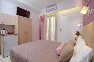 Panormos Hotel and Studios, Hotely  Naxos Chora - big - 96