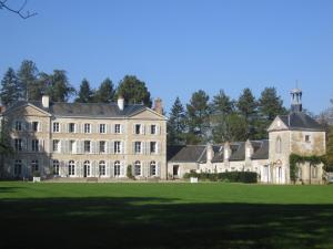 Chambres d'hotes du Chateau de Champvallins