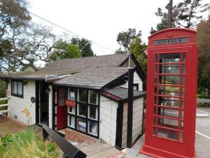 Forest Lodge, Turistaházak  Carmel - big - 42
