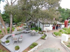 Forest Lodge, Turistaházak  Carmel - big - 35