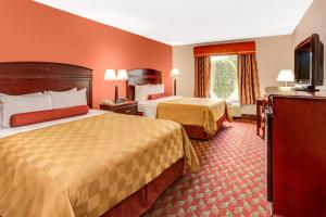 Double Room with Two Double Beds - Second Floor/Non-Smoking