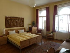Stadtnest B&B Wien, Bed and breakfasts  Vienna - big - 22