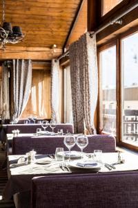 Les Campanules Hôtels-Chalets de Tradition, Hotel  Tignes - big - 72