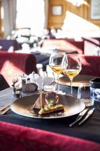 Les Campanules Hôtels-Chalets de Tradition, Hotel  Tignes - big - 73