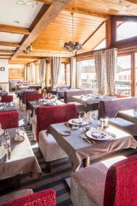 Les Campanules Hôtels-Chalets de Tradition, Hotel  Tignes - big - 66