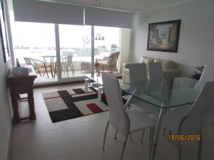 Departamento Diamante vista al Mar, Apartmanok  Papudo - big - 5