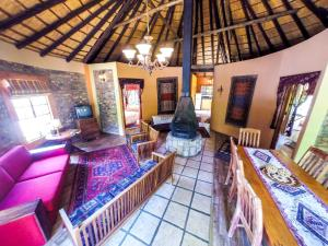 Mont Rouge, Guest houses  Clarens - big - 5