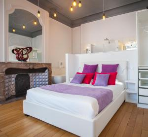 L'Esplanade Lille, Bed and breakfasts  Lille - big - 21