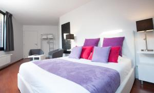 L'Esplanade Lille, Bed and breakfasts  Lille - big - 44