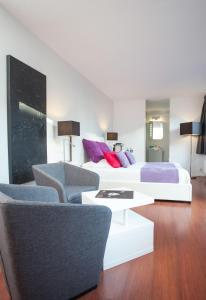 L'Esplanade Lille, Bed and breakfasts  Lille - big - 31