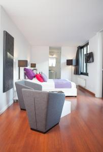 L'Esplanade Lille, Bed and breakfasts  Lille - big - 42