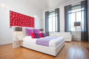L'Esplanade Lille, Bed and breakfasts  Lille - big - 39
