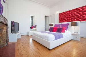 L'Esplanade Lille, Bed and breakfasts  Lille - big - 45