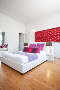 L'Esplanade Lille, Bed and breakfasts  Lille - big - 33