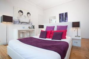 L'Esplanade Lille, Bed and breakfasts  Lille - big - 36