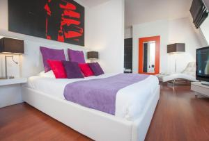 L'Esplanade Lille, Bed and breakfasts  Lille - big - 37