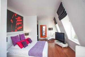 L'Esplanade Lille, Bed and breakfasts  Lille - big - 27