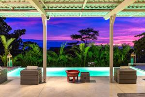 Mystical Green Properties, Vily  Santa Teresa Beach - big - 17